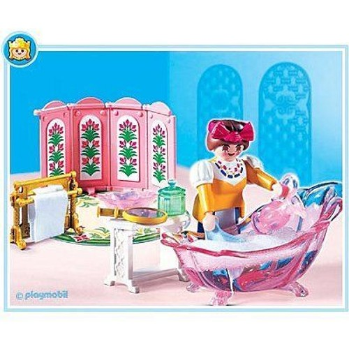 4252 salle de bain royale de playmobil. Black Bedroom Furniture Sets. Home Design Ideas