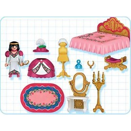 Playmobil 4253 - Princesse Avec Chambre - Achat et vente - Rakuten