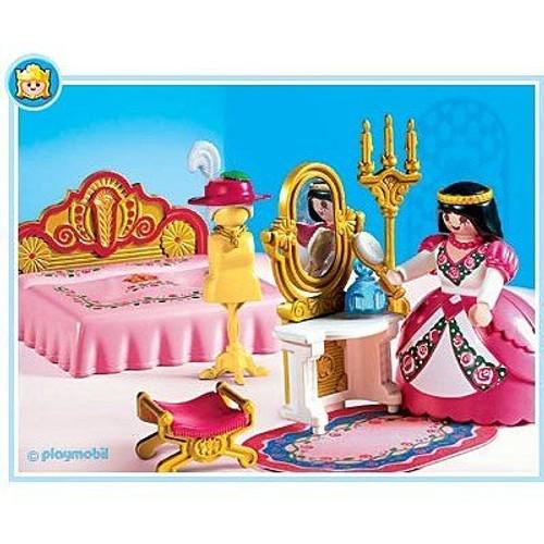 Playmobil 4253 Princesse Avec Chambre Achat Et Vente