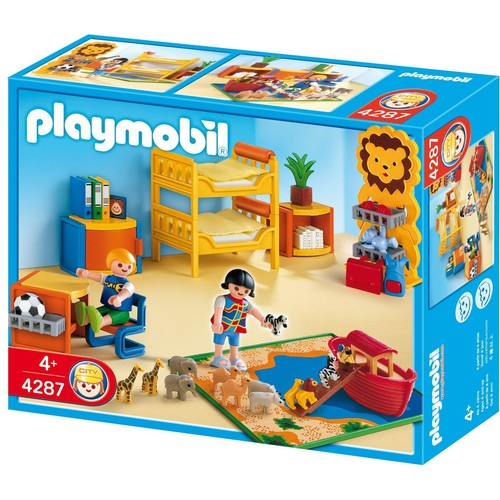 Playmobil 4287 - Chambre Des Enfants - Achat vente de Jouet - Rakuten
