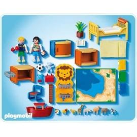 Playmobil 4287 chambre des enfants achat et vente - Playmobil chambre enfant ...