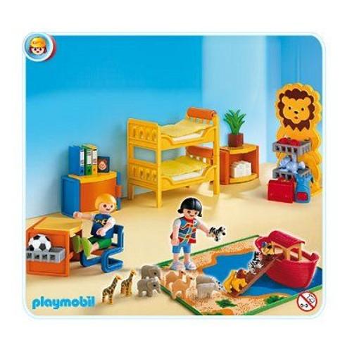 Playmobil 4287 chambre des enfants achat vente de - Playmobil chambre enfant ...