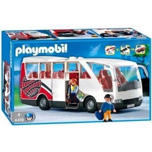 Playmobil 4419 autobus pour 10 passagers achat et vente - Autocar playmobil ...