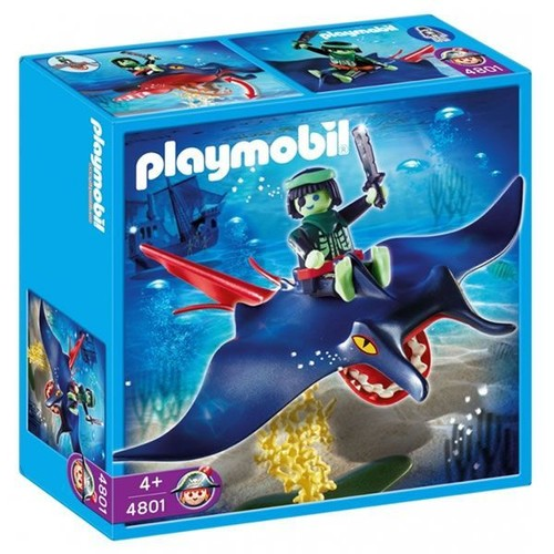 Playmobil 4801 pirate fant me avec raie achat et vente - Pirate fantome ...