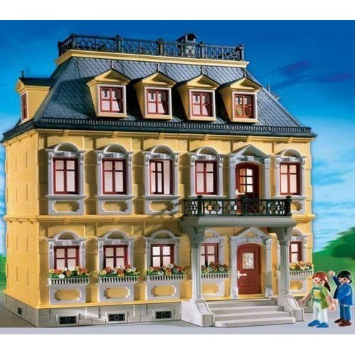 playmobil 5301 la maison traditionnelle neuf et d 39 occasion. Black Bedroom Furniture Sets. Home Design Ideas