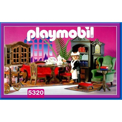 Salle A Manger Playmobil 28 Images Playmobil And