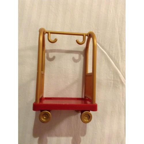 playmobil charriot porte bagage h tel achat et vente. Black Bedroom Furniture Sets. Home Design Ideas