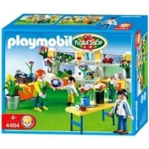 playmobil 4484 fleuriste magasin de fleurs achat et. Black Bedroom Furniture Sets. Home Design Ideas