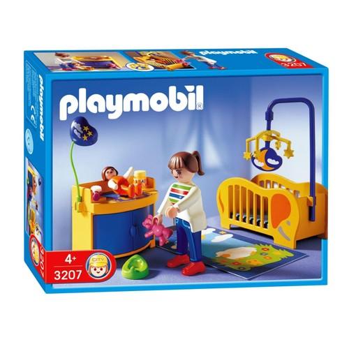 Playmobil 3207 - Maman Et Chambre De Bébé - Achat et vente - Rakuten