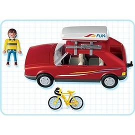 playmobil 3237 papa et sa voiture achat et vente. Black Bedroom Furniture Sets. Home Design Ideas