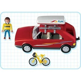 playmobil 3237 papa et sa voiture neuf et d 39 occasion. Black Bedroom Furniture Sets. Home Design Ideas