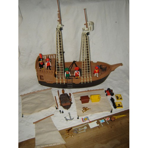 playmobil pirate 3550 bateau n 1 achat et vente priceminister rakuten. Black Bedroom Furniture Sets. Home Design Ideas
