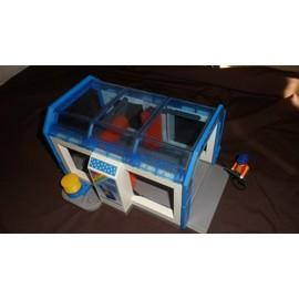 playmobil station de lavage voiture achat et vente priceminister rakuten. Black Bedroom Furniture Sets. Home Design Ideas