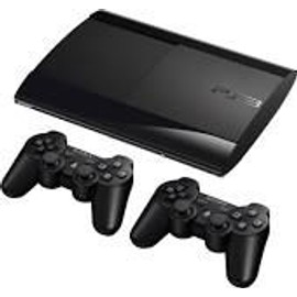 sony playstation 3 ultra slim 500 go pas cher priceminister rakuten. Black Bedroom Furniture Sets. Home Design Ideas