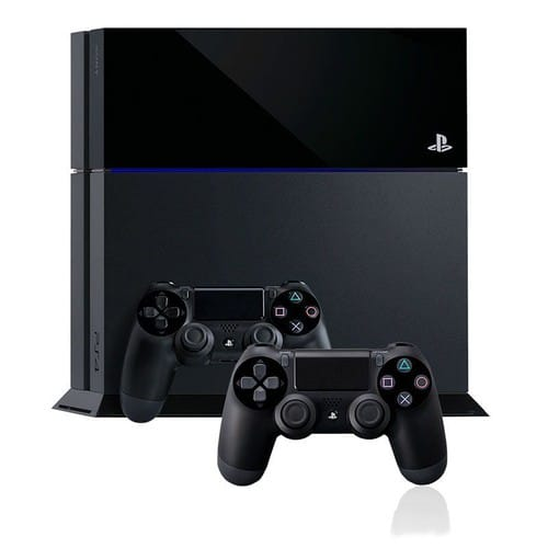 playstation 4 2 manettes dualshock 4 pas cher. Black Bedroom Furniture Sets. Home Design Ideas
