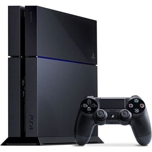 sony playstation 4 500 go noire pas cher priceminister rakuten. Black Bedroom Furniture Sets. Home Design Ideas