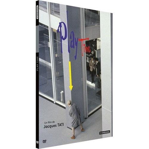 playtime en dvd blu ray ou vod pas cher. Black Bedroom Furniture Sets. Home Design Ideas