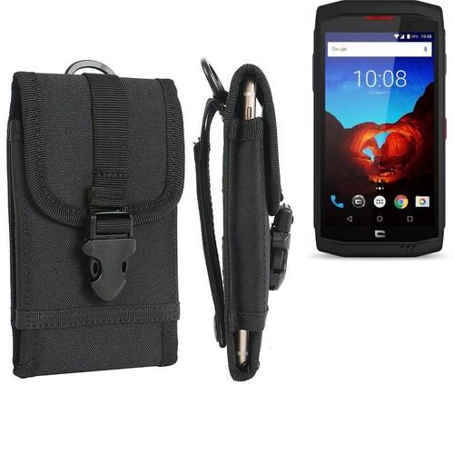 Housse de téléphone noire CROSSCALL 0BjK1M7p