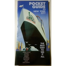 Pocket Guide To New-York City 1996