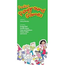 Pocket Playground Games de Jenny Mosley
