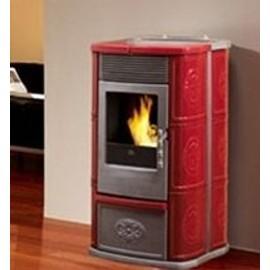 po le rose granul s edilkamin rose coloris rouge amarante pas cher. Black Bedroom Furniture Sets. Home Design Ideas