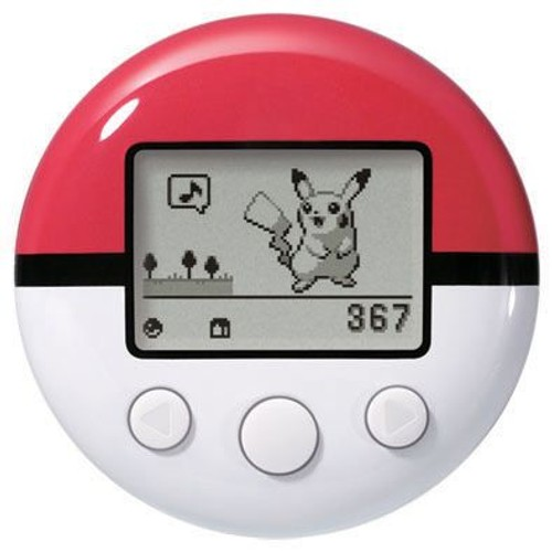 Pokéwalker - Podomètre Compatible Pokemon Heartgold ...