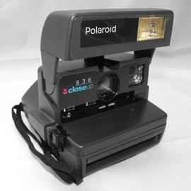polarid 636 closeup instant camera appareil photo. Black Bedroom Furniture Sets. Home Design Ideas