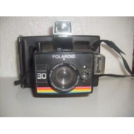 polaroid instant 30 appareil photo instantan pas cher. Black Bedroom Furniture Sets. Home Design Ideas