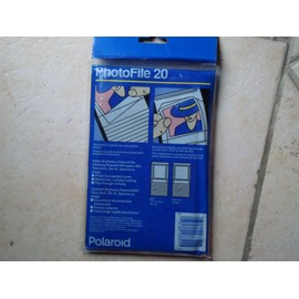 Polaroid PhotoFile20 - Album