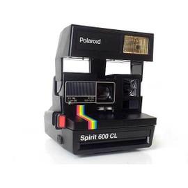 polaroid spirit 600 cl appareil photo instantan pas cher. Black Bedroom Furniture Sets. Home Design Ideas