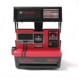 polaroid supercolor 645 cl appareil photo instantan pas cher. Black Bedroom Furniture Sets. Home Design Ideas