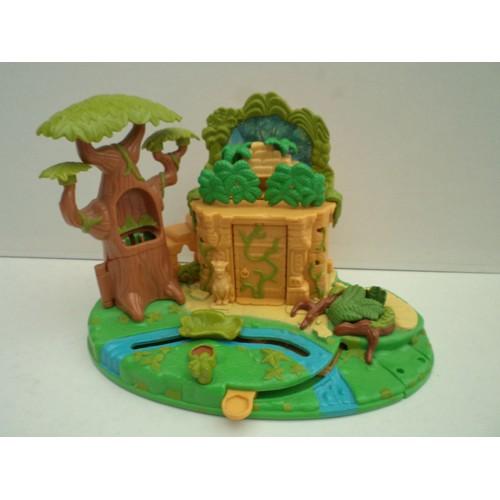 polly pocket disney le livre de la jungle mowgli achat et vente. Black Bedroom Furniture Sets. Home Design Ideas