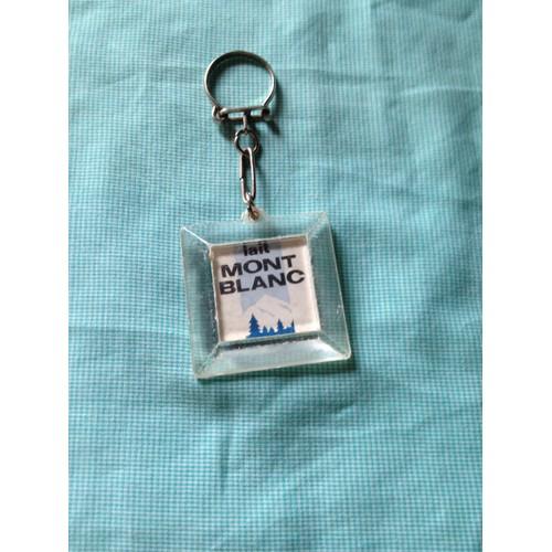 Porte Clé Mont Blanc LaitCreme Dessert Neuf Et Doccasion - Porte clé mont blanc