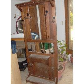 Porte manteaux ancien d 39 entr e achat et vente - Porte manteau d entree ...
