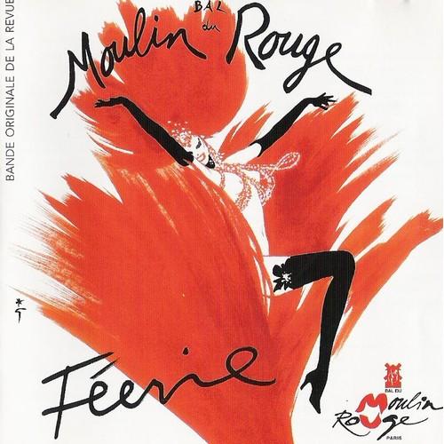 a00d33724687 Le Bal Du Moulin Rouge Féerie - Pierre Porte  CD Album - Rakuten