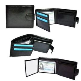 Portefeuille Porte Monnaie Homme En Cuir Neuf