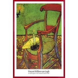 Poster Encadr Vincent Van Gogh