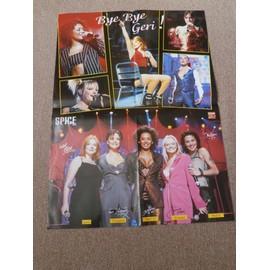 Poster Recto/Verso : Spice Girls / Leonardo Di Caprio