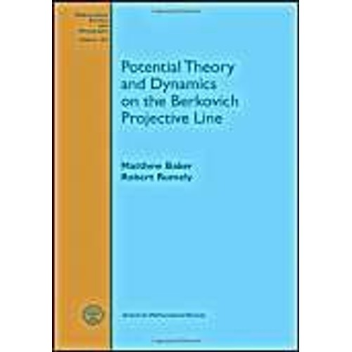 Potential theory on the Berkovich Projective Line PDF Free