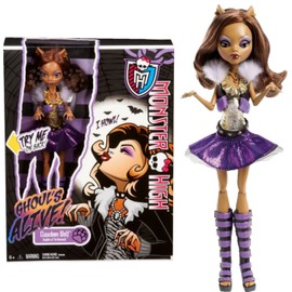 Poup e monster high clawdeen wolf ghoul 39 alive achat et - Photo de monster high clawdeen ...
