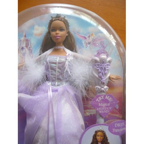 Poup e barbie brune de barbie et le cheval magique achat et vente - Barbie et le cheval ...
