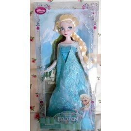 poup e elsa reine des neiges frozen disney store achat. Black Bedroom Furniture Sets. Home Design Ideas