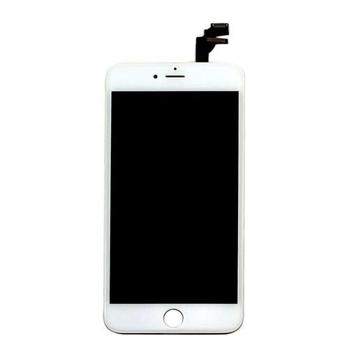 pour apple iphone 6 plus blanc cran complet lcd vitre tactile sur ch ssis pr mont outils. Black Bedroom Furniture Sets. Home Design Ideas