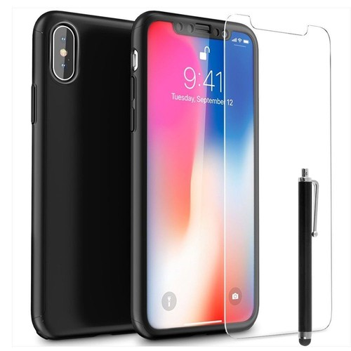 verre trempe iphone x coque