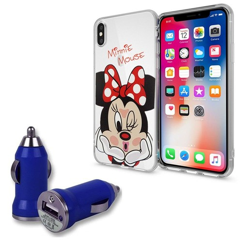 coque chargeur iphone x voiture