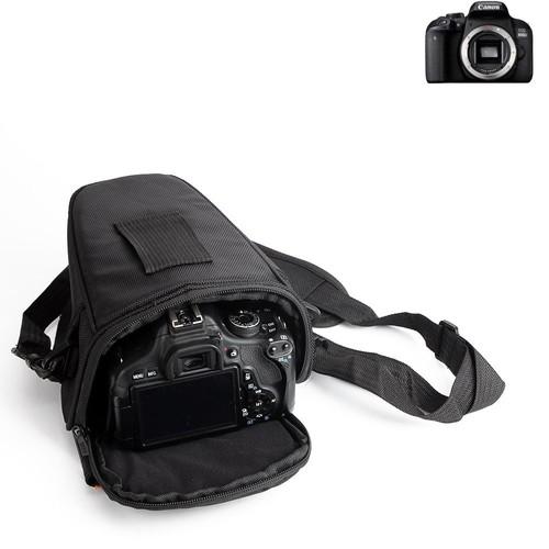 pour canon eos 800d sac pour appareil photo reflex sacoche gadget anti choc dslr slr pour. Black Bedroom Furniture Sets. Home Design Ideas