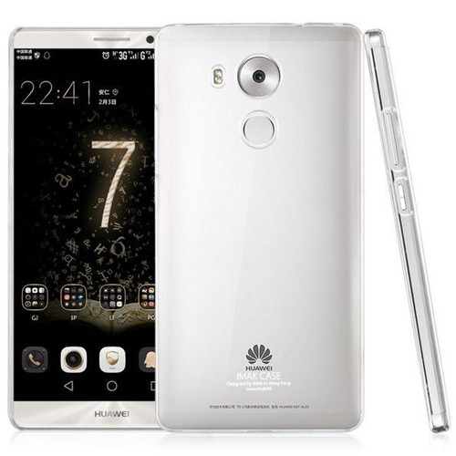 Pour huawei mate 8 transparent en silicone gel coque for Housse huawei mate 8
