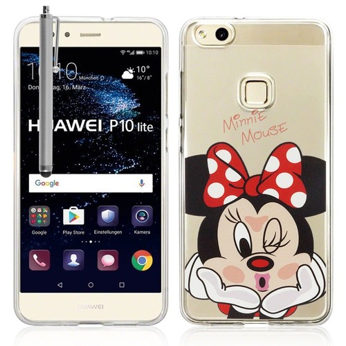 coque huawei p10 plus silicone