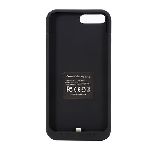 coque batterie iphone 7 plus 10000 mah