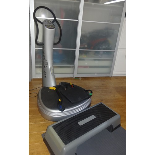 power plate pro 5 next g n ration achat et vente priceminister rakuten. Black Bedroom Furniture Sets. Home Design Ideas
